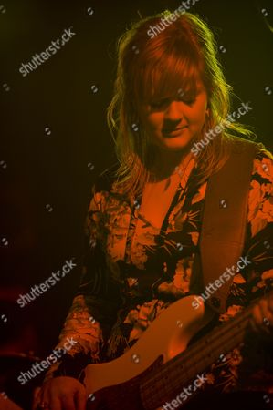 Stock Photo of Cowpunk, Drive by Truckers, Electric Ballroom, Shonna Tucker, alternative, alternative country, american, country, rock, southern rock