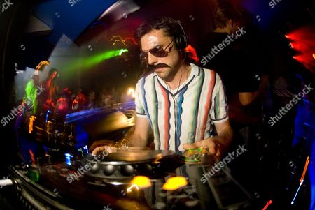 DJ, Groove Armada, Lovebox Weekender After Party, The End, Tom Findlay, electronica, house, trip hop
