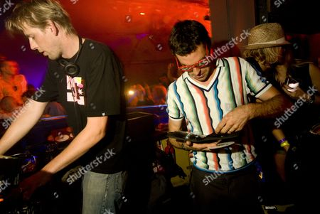 Andy Cato, DJ, Groove Armada, Lovebox Weekender After Party, The End, Tom Findlay, electronica, house, trip hop