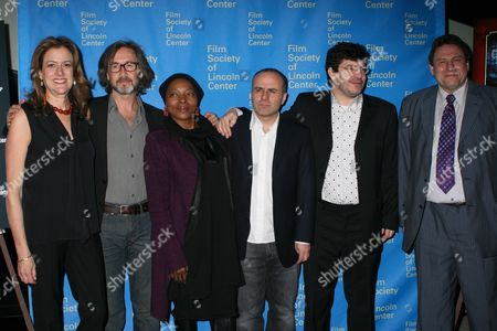 Stock Photo of Mara Manus, Martin Provost, Felicite Wouassi, Ilan Duran Cohen, Pierre Schoeller and Richard Pena