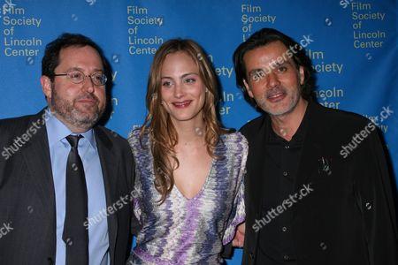 Michael Barker, Nora Arnezeder and Christophe Barratier