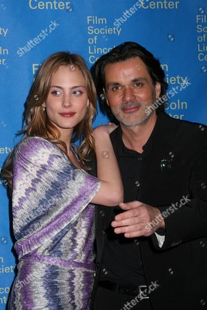 Nora Arnezeder, Christophe Barratier