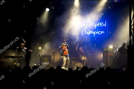 Brecon Beacons, Devonte Hynes, Glanusk Park, Green Man Festival, Lightspeed Champion, Wales, english, folk, hat, indie rock
