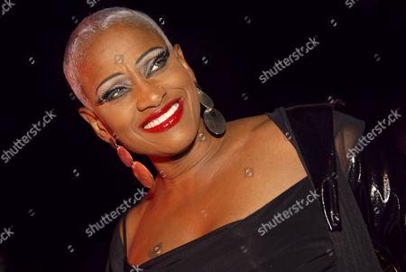 Stock Picture of Kingston Upon Thames, Lonnie Gordon, Reflex, female, singer