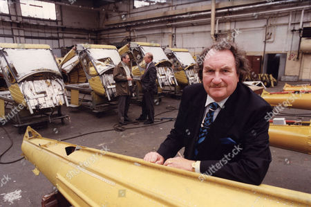 Sir John Harvey-Jones Industrial Troubleshooter