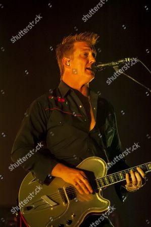 Barcelona, Catalonia, Joshua Homme, Music Festival, Parc del Forum, Primavera Sound, Queens of the Stone Age, Spain, american, concert, festival, music, rock, show