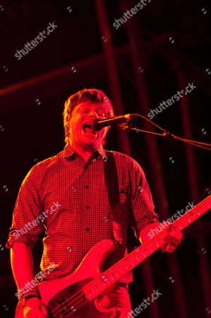 Concert, Festival, Indie, Mick Quinn, Paredes de Coura, Portugal, Supergrass, alternative, britpop, english, gig, live, show, summer