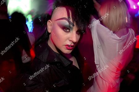 DJ, Electro, Soho Revue Bar, Tasty Tim, Trannyshack, drag queen, gay
