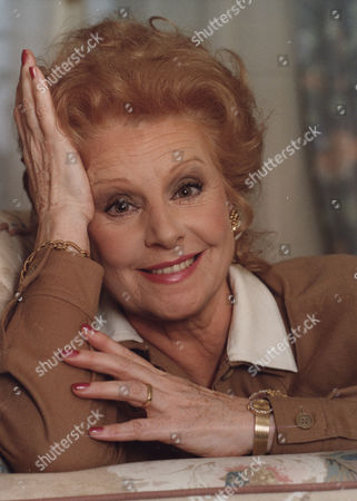 Stock Image of Barbara Knox Actress, also known as Barbara Mullaney