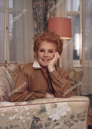 Editorial image of Barbara Knox Actress, also known as Barbara Mullaney
