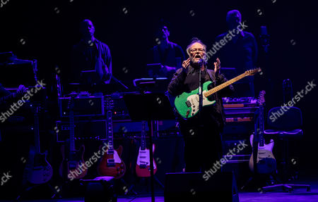 Stock Image of Walter Becker