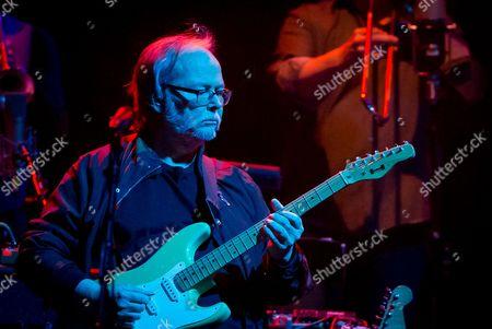 Editorial photo of Steely Dan in concert at The Venetian, Las Vegas, USA - 12 Apr 2017