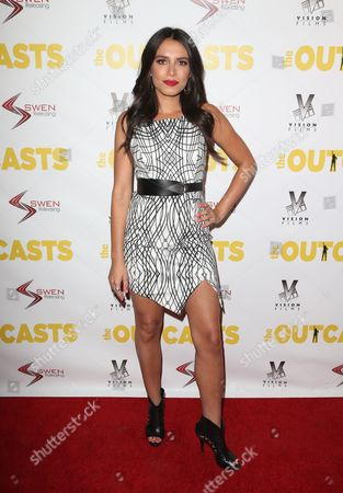 Editorial image of 'The Outcasts' TV show premiere, Los Angeles, USA - 13 Apr 2017