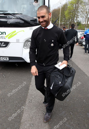 Omer Riza Leyton Orient Manager arrives for the EFL Sky Bet League 2 match between Luton Town and Leyton Orient at Kenilworth Road, Luton