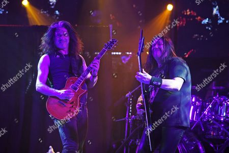 Testament - Alex Skolnick, Eric Peterson