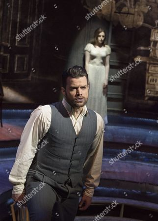 Editorial picture of 'Whisper House' Musical performed at the The Other Palace Theatre, London, UK, 14 Apr 2017