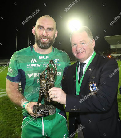 Editorial picture of Guinness PRO12, The Sportsground, Galway  - 15 Apr 2017