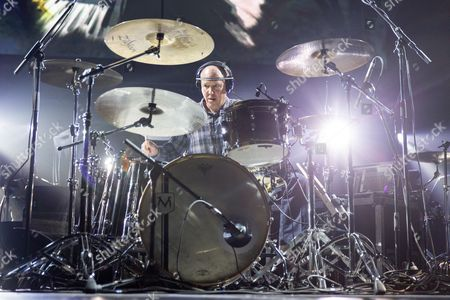 Drummer Jack Irons (formerly Red Hot Chili Peppers and Pearl Jam)