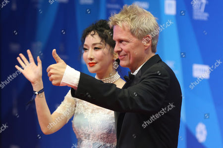 Editorial photo of Beijing International Film Festival opening, China - 16 Apr 2017