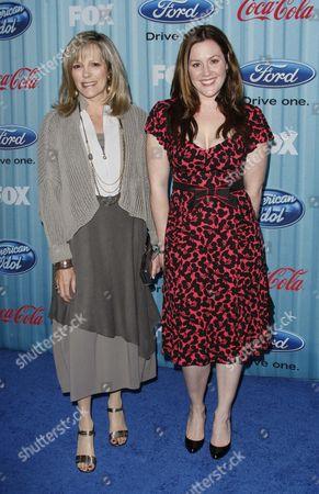 Wendy Schaal and Rachael MacFarlane