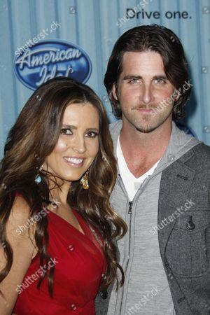 Jillian Barbarie and husband Grant Reynolds