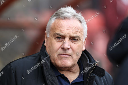 Hartlepool United manager Dave Jones before the EFL Sky Bet League 2 match between Leyton Orient and Hartlepool United at the Matchroom Stadium, London