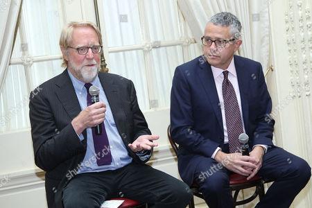 Jonathan Taplin and Jeffrey Toobin