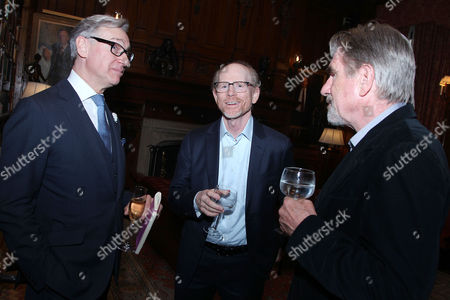 Paul Feig, Ron Howard Tom Freston