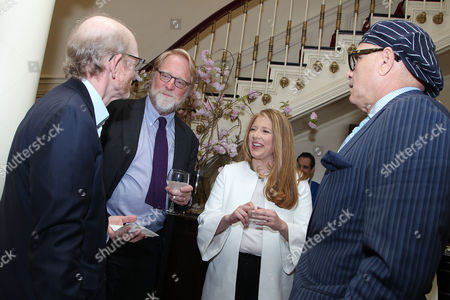 Ron Howard, Jonathan Taplin, Daniela Taplin Lundberg and Joe Pantoliano