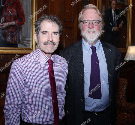 John Stossel and Jonathan Taplin