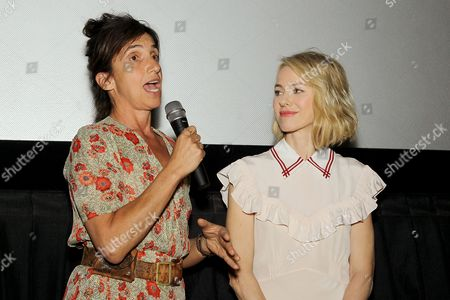 Stock Picture of Gaby Dellal (Director), Naomi Watts