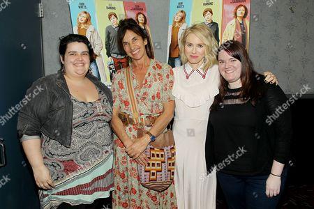 Jamie Larson (COLAGE), Gaby Dellal (Director), Naomi Watts, Guest