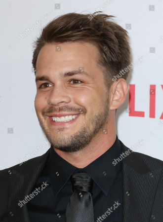 Stock Image of Johnny Simmons