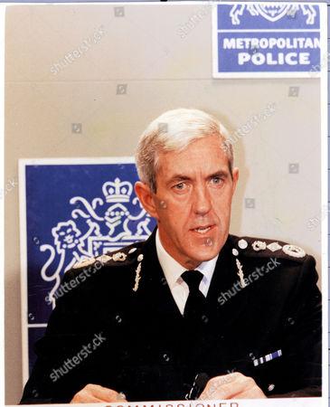SIR PAUL CONDON Police commissioner,LORD(Paul)CONDON of Langton Green,Life Peer/June2001