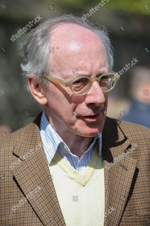 Malcolm Rifkind at College Green, Westminster