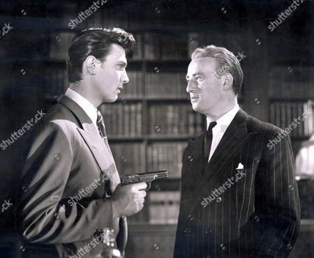 Scarlet Thread (1951),  Laurence Harvey, Sydney Tafler