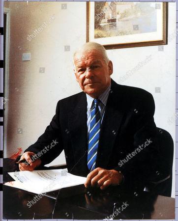 Dave David Whelan Former Blackburn Rovers Footballer Chairman Jjb Sports Company