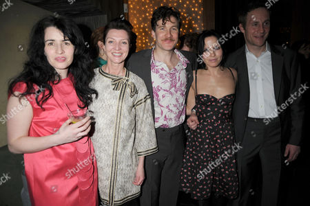 Susan Lynch, Michelle Fairley, Jo Stone-Fewings and Andrea Corr