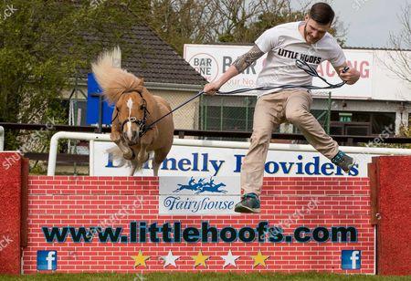 Editorial picture of 2017 Fairyhouse Racing Festival, Fairyhouse Racecourse, Co. Meath  - 18 Apr 2017