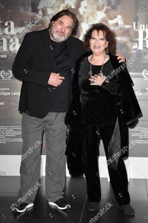 Editorial picture of 'Una Gita a Roma' film premiere, Rome, Italy - 18 Apr 2017