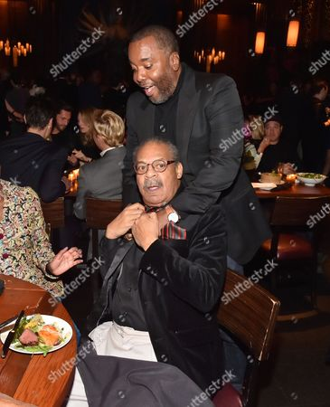Lee Daniels and Roger Robinson