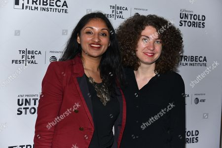 Editorial picture of AT&T and Tribeca host 'Untold Stories' luncheon, New York, USA - 18 Apr 2017