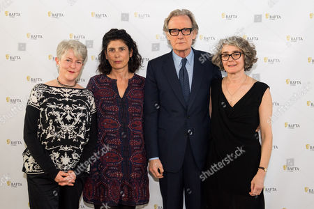 Stock Picture of Lissa Evans, Amanda Posey, Bill Nighy, Gaby Chiappe