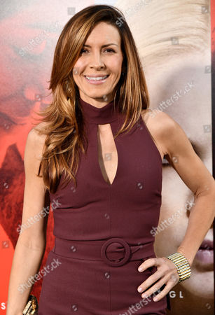 Editorial image of 'Unforgettable' film premiere, Arrivals, Los Angeles, USA - 18 Apr 2017