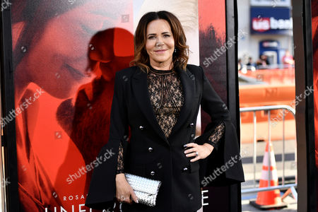 Editorial photo of 'Unforgettable' film premiere, Arrivals, Los Angeles, USA - 18 Apr 2017