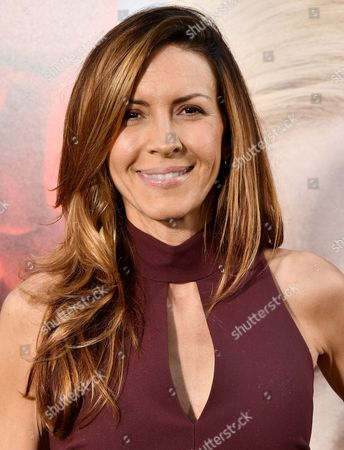 Editorial picture of 'Unforgettable' film premiere, Arrivals, Los Angeles, USA - 18 Apr 2017