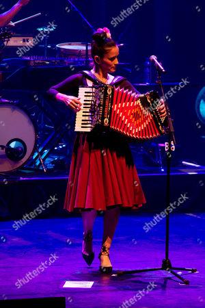 Stock Image of Julieta Venegas