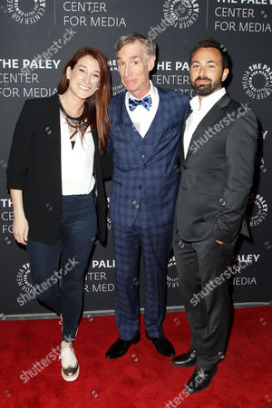 Editorial photo of The Paley Center for Media Presents: Bill Nye Saves the World, New York, USA - 18 Apr 2017