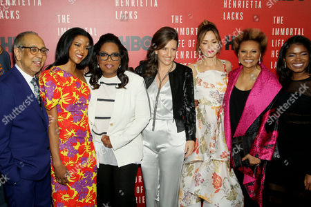 Editorial image of New York Premiere of HBO Films 'The Immortal Life of Henrietta Lacks', New York, USA - 18 Apr 2017