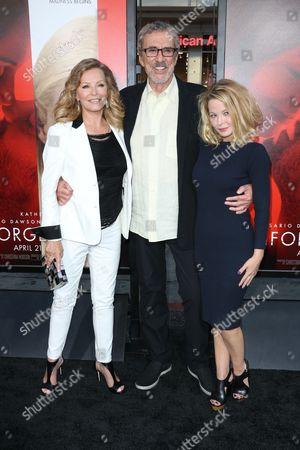 Cheryl Ladd, Brian Russell and Jordan Ladd